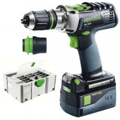 FESTOOL PDC 18/4 Li 5,2-Plus