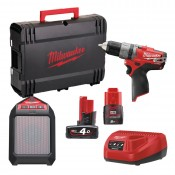 MILWAUKEE - M12 SET2I