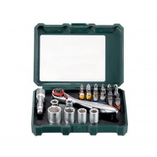 Set bitova Metabo / 26 box